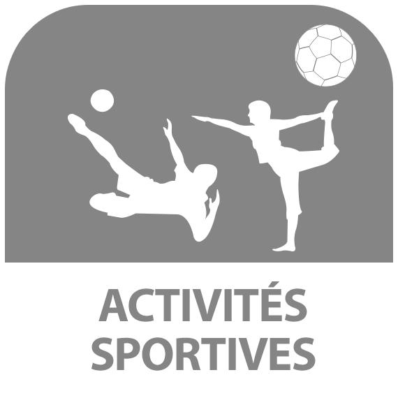 Icône : Activités sportives