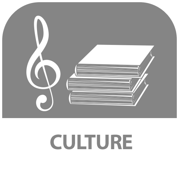 Icône : Culture