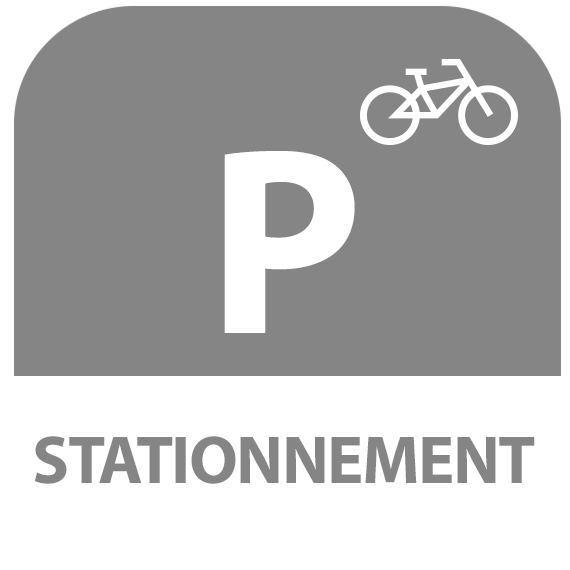 Icône : Stationnement
