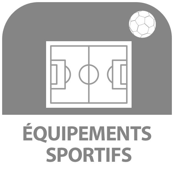 Icône : Équipements sportifs