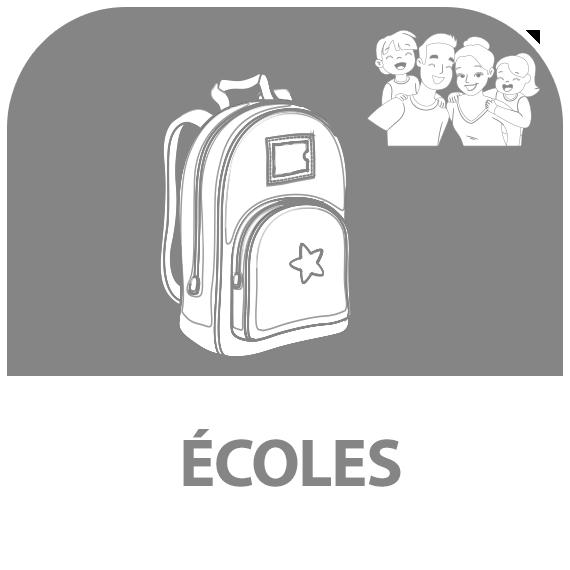 Icône : écoles