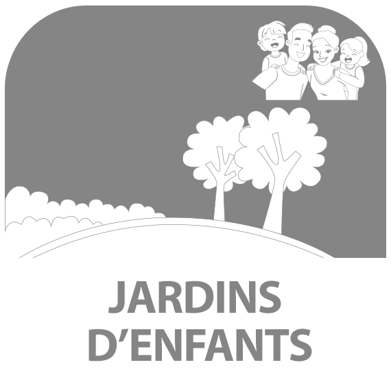 Icône : Jardins d'enfants