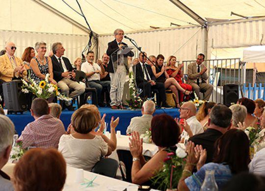 Festin de la Saint Grat 2017 : Discours du Maire