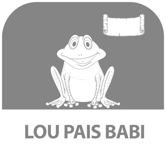 Icône : Lou Pais Babi