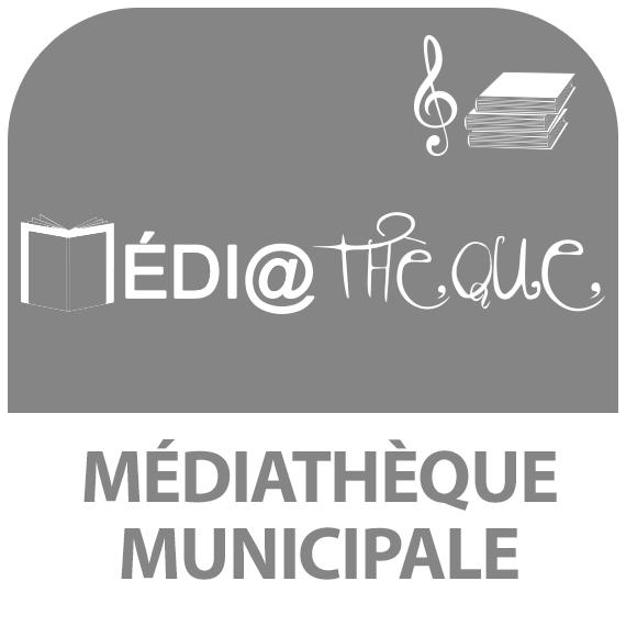 Icône : Médiathèque municipale
