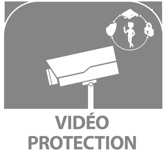 Icône : Vidéo protection