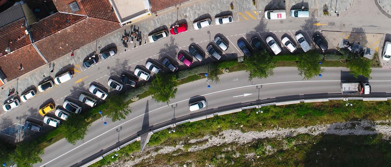 Places de Stationnement à Saint-André de la Roche
