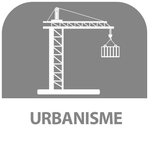 Icône : urbanisme