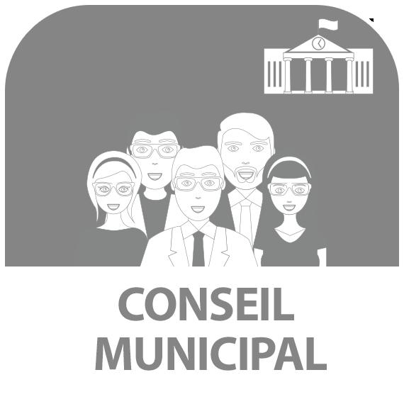 Icône : Conseil municipal