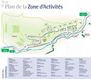 Zone d'activités de Saint-André de la Roche