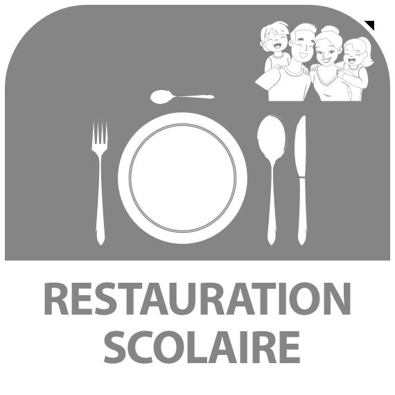 Icône : Restauration scolaire
