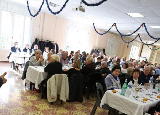 Fête de la Saint André : banquet