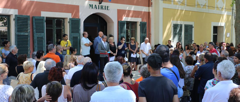 Attentat de Nice : les Saint-Andréens se recueillent