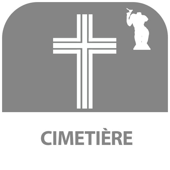 Icône : Cimetière