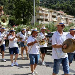 Festin de la Saint-Grat : les deux rives sont à la fête