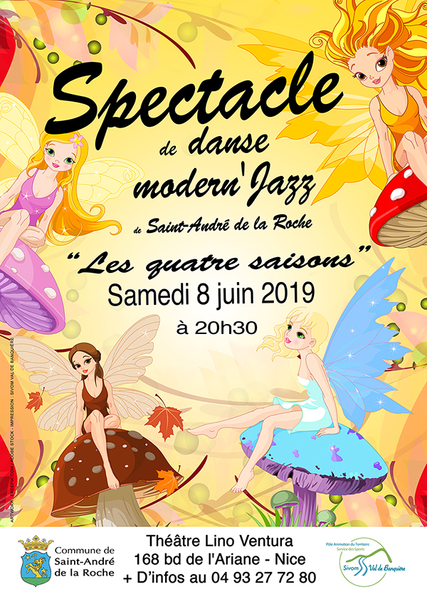 Spectacle de danse modern'Jazz