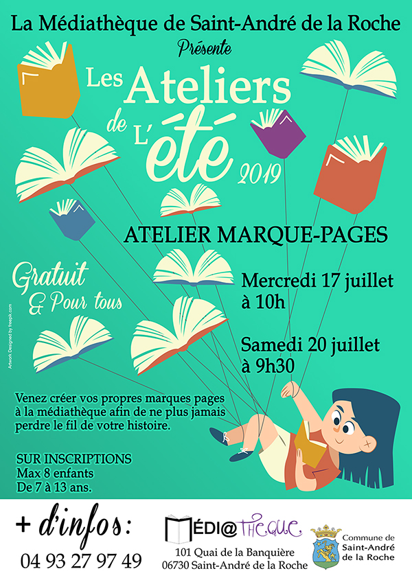 Atelier Marques Pages