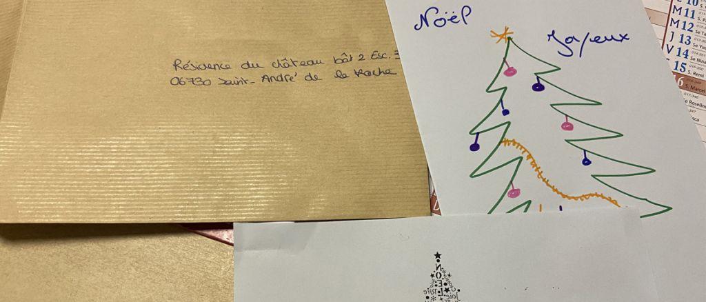courrier périscolaire